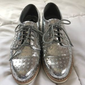 Fergalusious by Fergie oxfords shoes